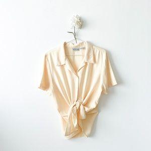 Summer Button-Up Shirt